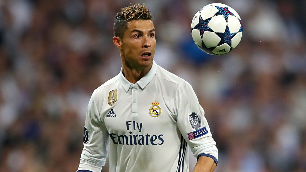 Football: Cristiano Ronaldo shuts down reports the striker wants to leave Real Madrid