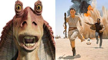 Jar Jar Binks will not be making an appearance in The Force Awakens. (Disney/Lucasfilm)