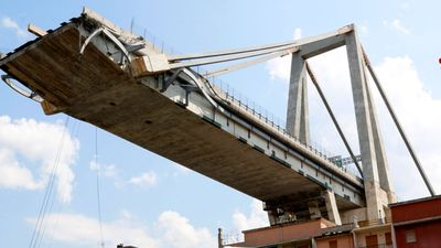 Genoa bridge designer gave risk warning in 1979