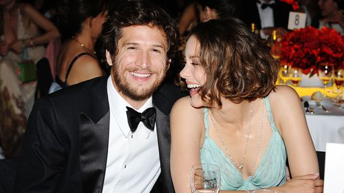 Cotillard has been in a relationship with actor Guillaume Canet since 2007. (Getty)