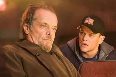 Examples: Mark Wahlberg in <i>The Departed</i> (nominated, the film won four Oscars), Cate Blanchett in <i>The Aviator</i> (won, co-star Leo was nominated and the film took home five awards), and Daniel Day-Lewis in <i>Gangs of New York</i> (nominated).