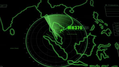 International air-safety expert John Cox says the vast, global intrigue surrounding MH370 stems from the search operation's failure to recover the aircraft. (Picture: 60 Minutes)