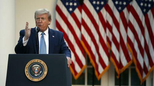 Donald Trump has threatened the unprecedented move of adjourning Congress.