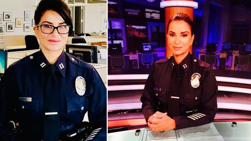 LAPD Captain files sexual harassment lawsuit against force over nude photo shared by officers