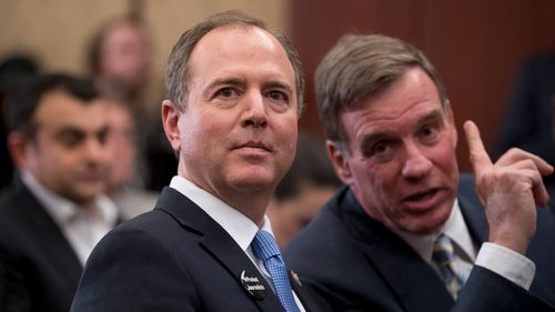 """The Treasury Department has not provided Congress with convincing evidence that the deal reached with Mr Deripaska truly ends his control,"" said House Intelligence Chairman Adam Schiff."