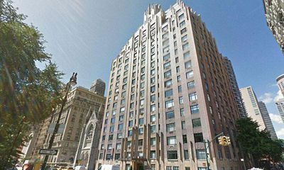 <strong>Buddy's father's New York apartment in <em>Elf </em></strong><strong>(</strong><strong>2003)</strong><br>