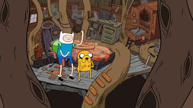 Finn the Human's Bedroom (Adventure Time)
