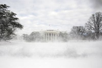 Donald Trump not sure what Global Warming is.<br> <div></div>