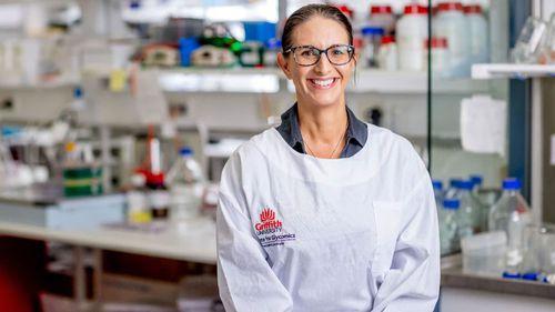 Griffin University virologist Lara Herrero.
