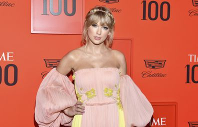 Taylor Swift, TIME, magazine, event