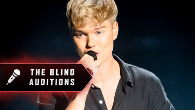 Blind Audition: Jack Vidgen 'Hello'