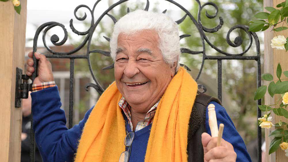 Antonio Carluccio, dead at 80. Photo: Getty Images