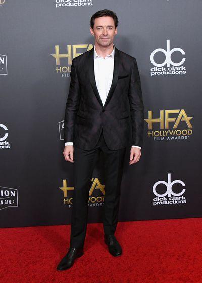 Hugh Jackman at the 22nd Annual Hollywood Film Awards, November, 2018