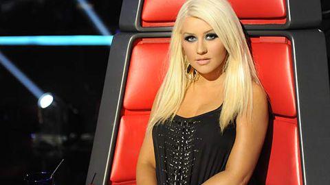 Christina Aguilera snubs dying grandparents