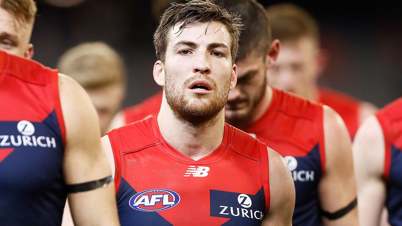Simon Goodwin: Jack Viney 'all in' despite losing Melbourne captaincy to Max Gawn