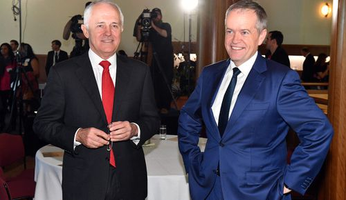 The latest Newspoll shows both the Coalition and Labor getting a boost. (AAP)