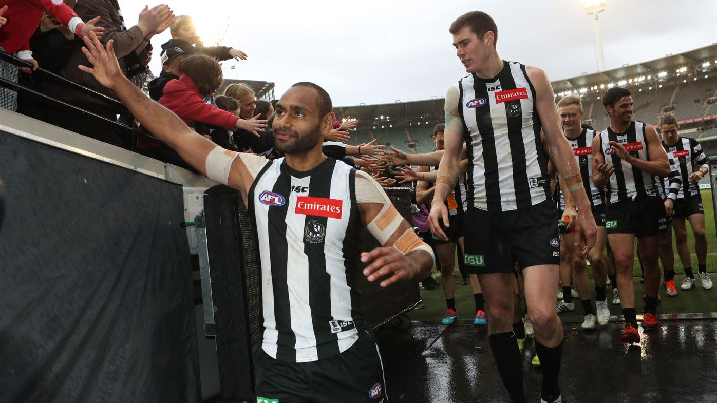 Collingwood player Travis Varcoe set to play final as he mourns death of his sister