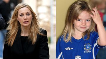 DCI Nicola Wall and Madeleine McCann