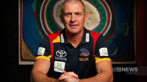 Adelaide Crows prepare to name interim replacement for slain coach Phil Walsh