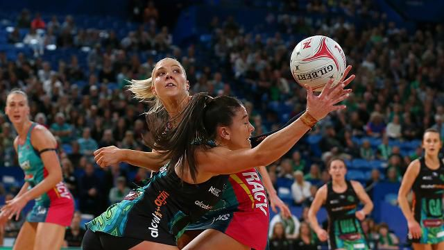Round 14 Highlights: Fever v Vixens