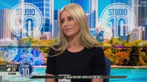 Roxy Jacenko's daughter was confronted at school about Oliver Curtis' imprisonment