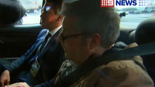 Mr McMahon was granted bail and will appear in court in October. (9NEWS)