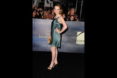Fresh faces and vampy good looks at the Los Angeles premiere of <i>The Twilight Saga: Breaking Dawn Part 2</i>!