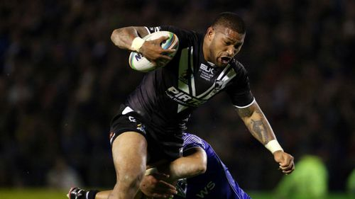 Rooster forward Nu'uausala cleared over bloody pub fight