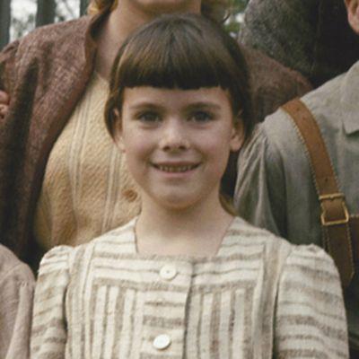 Debbie Turner as Marta von Trapp: Then