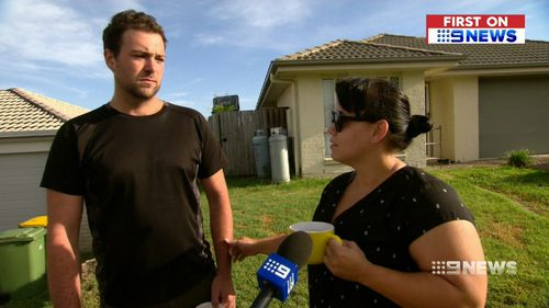 Matthew Bartholomew said he did what he could to rescue the teenager. (9NEWS)