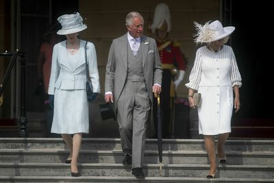 Buckingham Palace garden party, May 2019