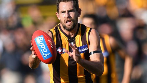 Luke Hodge has announced he will retire at season's end. (AAP)