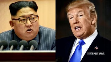 White House holds 'extremely high level' talks with North Korea