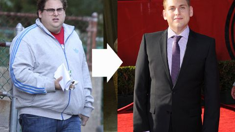 Jonah Hill's dramatic weight loss
