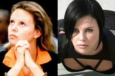 <B>Oscar winner:</B> <I>Monster</I> (2003). Theron portrayed prostitute-turned-serial killer Aileen Wuornos as a creature that audiences loathed and empathised with all at once. No mean feat.<br/><br/><B>Stinker:</B> <I>Aeon Flux</I> (2005). There aren't a lot of nice things you can say about Theron in this one. As a sci-fi assassin who shares her name with the film, she's overplayed and underwhelming.