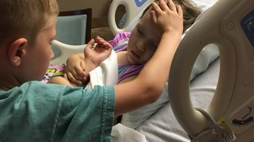 Addy Sooter loses battle with cancer.
