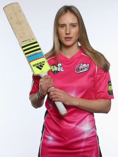 No. 3) Ellyse Perry