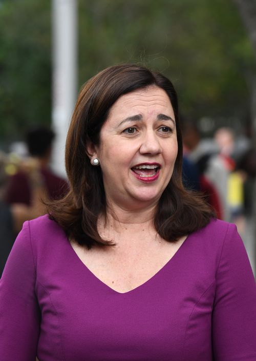 Annastacia Palaszczuk has indicated she will accept the recommendations laid out by the cyberbullying task force