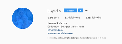Jasmine Stefanovic