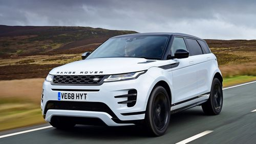 The Land Rover Discovery Sport and the Range Rover Evoque (pictured) MHEV models, years 2019-2020) are being recalled.