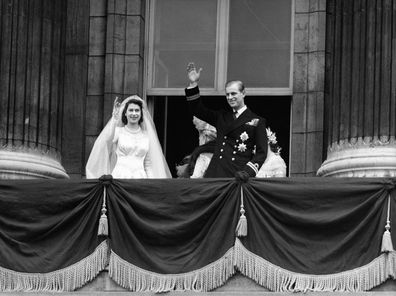 Queen Elizabeth and Prince Philip celebrate 72nd wedding anniversary