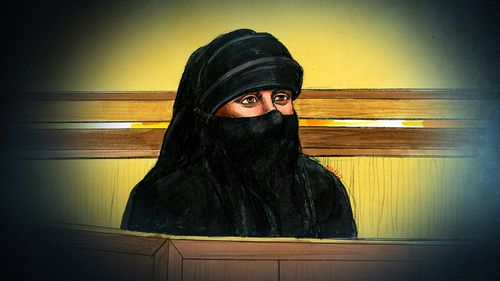 The accused in court today. Picture: 9NEWS