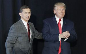 Case against Donald Trump's ex-adviser Michael Flynn dropped
