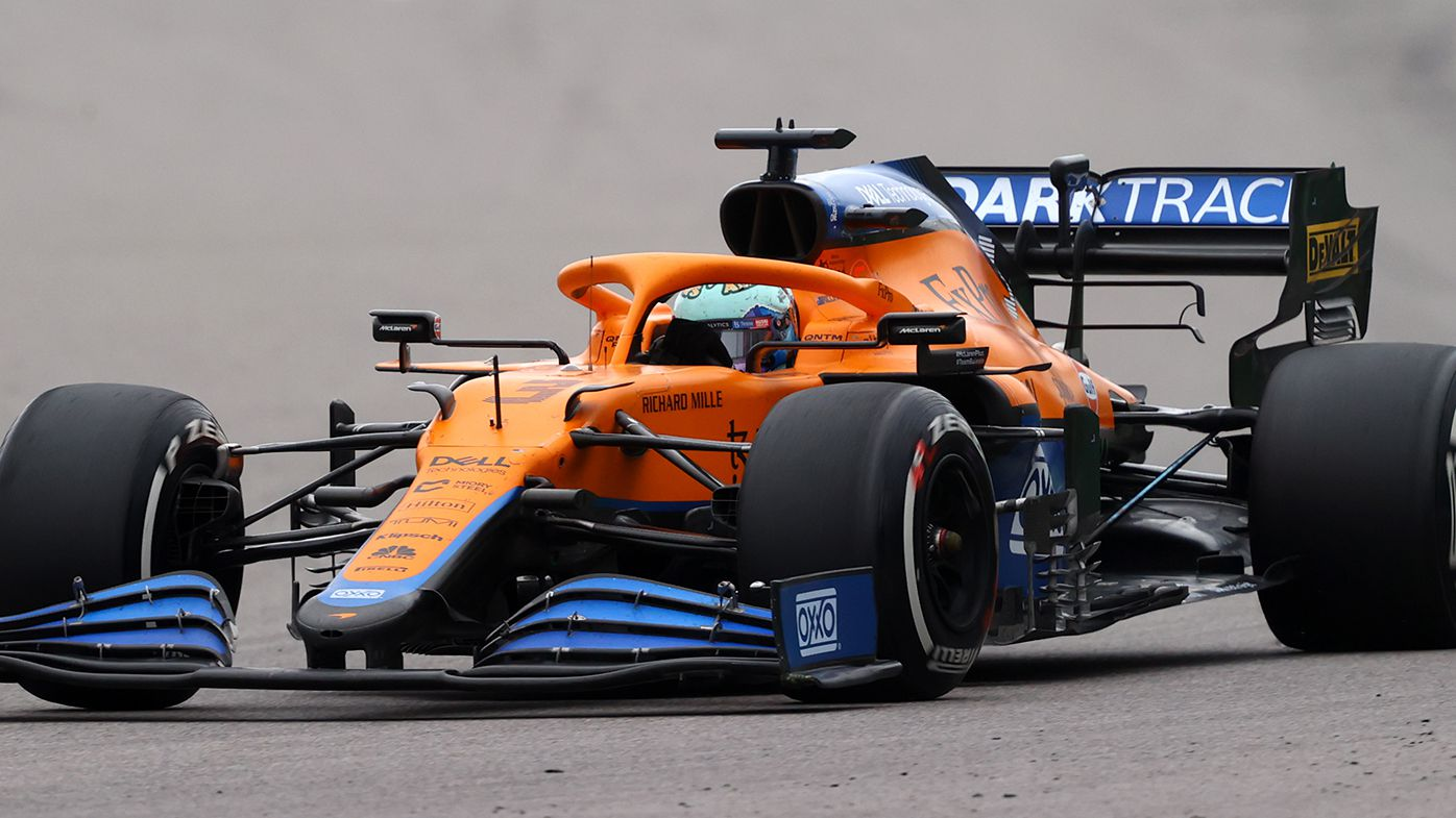 Daniel Ricciardo finishes fourth at Russian Grand Prix as weather costs McLaren dearly