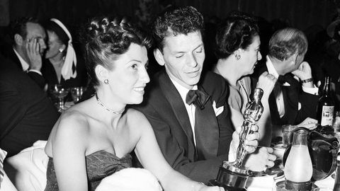Frank Sinatra's first wife Nancy dies aged 101