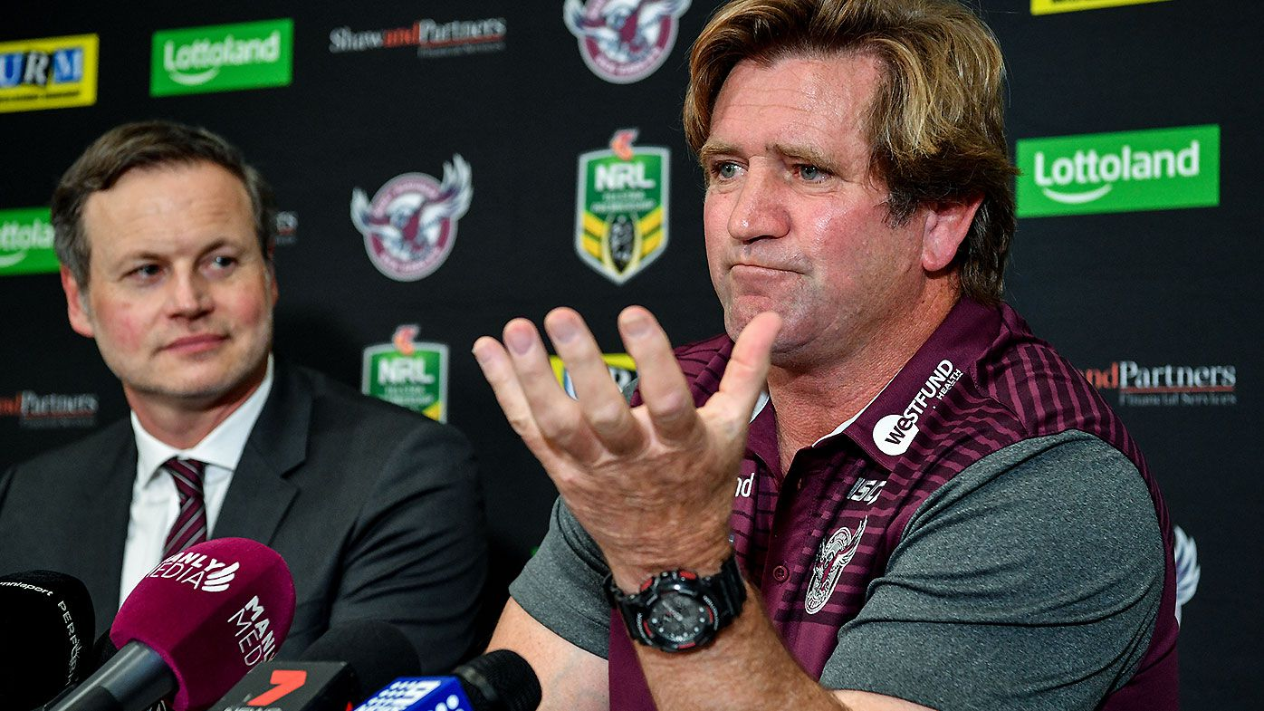 EXCLUSIVE: Andrew Johns wants NRL to up ante in war against the wrestle