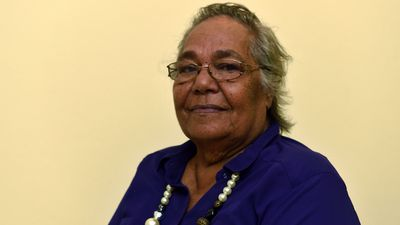 Rosalie Kunoth-Monks OAM has been named 2015 Northern Territory Australian of the Year for her work as a humanitarian. Growing up on the remote Utopia Station in the Northern Territory, Rosalie Kunoth‐Monks learnt the laws of her tribe, the Anmatjere people.  After moving to Alice Springs to attend school, Rosalie was cast in the lead role in the classic Australian film Jedda in 1953.  Later, Rosalie spent a decade as a nun in a Melbourne convent before leaving to establish the first Aboriginal hostel in Victoria.  In 1970 she married, settled in Alice Springs and became involved in social work and politics.   Since then, she has been a government adviser, an interpreter, an environmental campaigner and has chaired or contributed to many boards and councils devoted to Indigenous issues. (AAP)