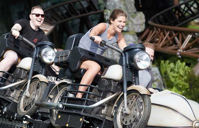 New Harry Potter rollercoaster in Universal Orlando