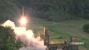 North Korea 'planning another missile test'