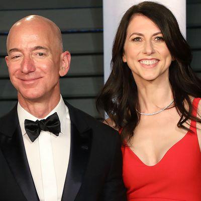 1. Jeff Bezos and Mackenzie Scott